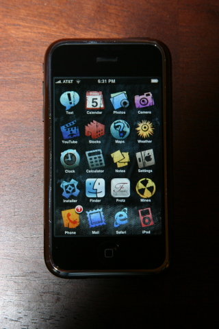 My iPhone.