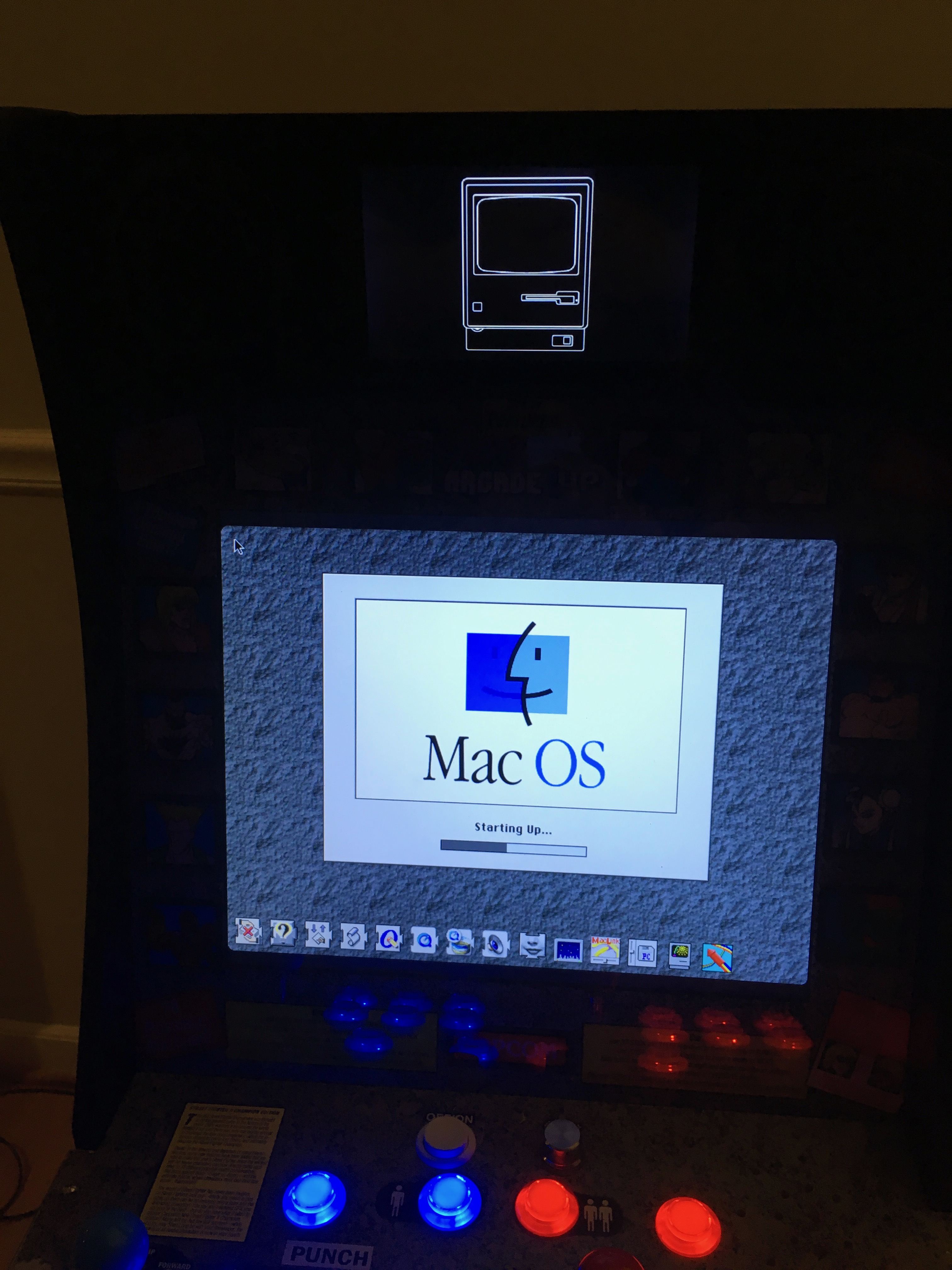 Welcome to Mac OS 8!